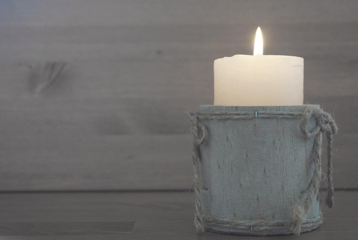 Kerzenmeditation